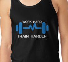 Word Hard, Train Harder Tank Top