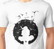 Itachi Crow Moon Unisex T-Shirt