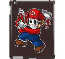 Mario - Massacre iPad Case/Skin