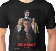 Mr. Robot Season 1  Unisex T-Shirt