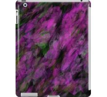 Abstract #6 - spring iPad Case/Skin