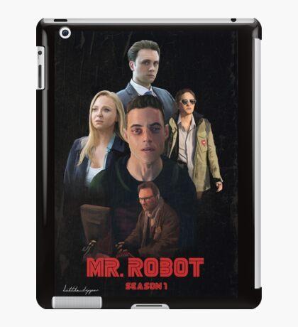 Mr. Robot Season 1  iPad Case/Skin