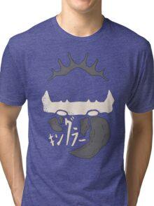 Kingler (grey) Tri-blend T-Shirt
