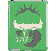 Kingler (grey) iPad Case/Skin