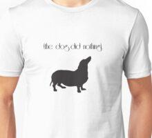 (the dog did nothing) Unisex T-Shirt