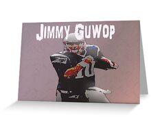 Jimmy G Greeting Card