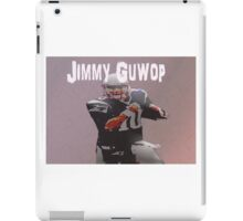 Jimmy G iPad Case/Skin