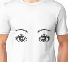 animated eyes blink Unisex T-Shirt