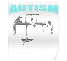 AUTISM MOON Poster