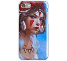 Princess Mononoke – Beautiful iPhone Case/Skin
