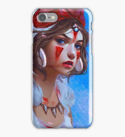Princess Mononoke – Beautiful iPhone Case/Skin