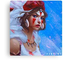 Princess Mononoke – Beautiful Canvas Print