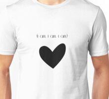 (i am. i am. i am) Unisex T-Shirt