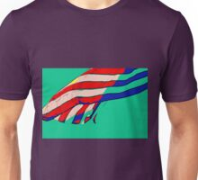 Waving Stripes Unisex T-Shirt