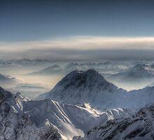 Zugspitze by ramiromarquez