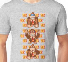 Three Wise Donkey Unisex T-Shirt