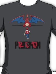 Pokémon Champion Red T-Shirt