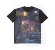 Scene #34: 'Lighthouse' Graphic T-Shirt