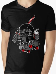 Kylo-Skate Mens V-Neck T-Shirt