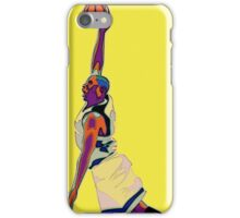 The Basketball Player iPhone Case/Skin