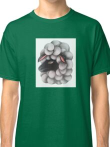 Oveja de la serie Hard Candy Classic T-Shirt