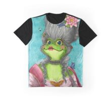 Marie Frogtoinette Graphic T-Shirt