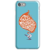 Good mythical morning iPhone Case/Skin