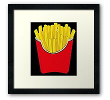 Do You Want Fries With That Framed Print