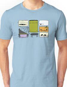 Happy Halloween Friends Unisex T-Shirt