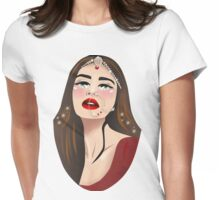 Asian Bride Womens Fitted T-Shirt