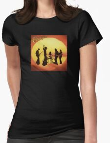 Granicus Band Womens Fitted T-Shirt