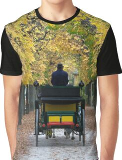 Fiacre In Chestnut Alley Graphic T-Shirt