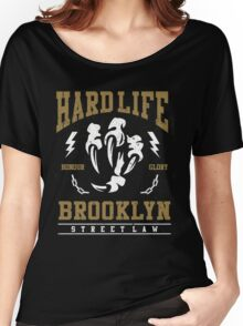 Hard-Life Women's Relaxed Fit T-Shirt