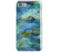 Abstract #7- summer iPhone Case/Skin