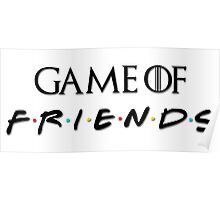 Game of Friends Poster