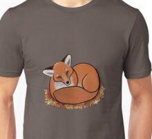 Fall Fox Unisex T-Shirt