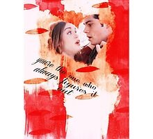 The One Who Always Figures It Out (Stydia) by mandymallette