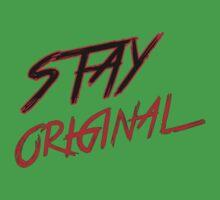 Stay Original  Kids Clothes