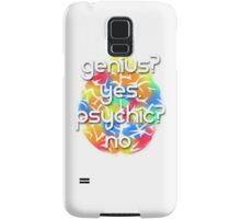 Genius? Yes. Samsung Galaxy Case/Skin
