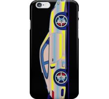 Neon Carrera Dream iPhone Case/Skin