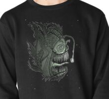 A Friendly Anglerfish Pullover