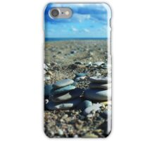 Rocks on the Beach iPhone Case/Skin