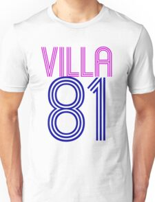 Aston Villa Unisex T-Shirt