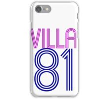Aston Villa iPhone Case/Skin