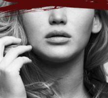 Dead Pop Stars of Our Youth - Jennifer Lawrence Sticker