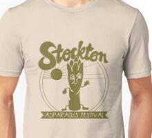 Stockton Asparagus Festival Unisex T-Shirt