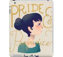 Pride and Prejudice iPad Case/Skin