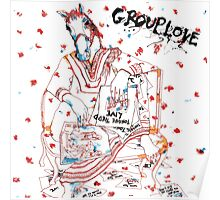Grouplove - Tongue Tied  Poster