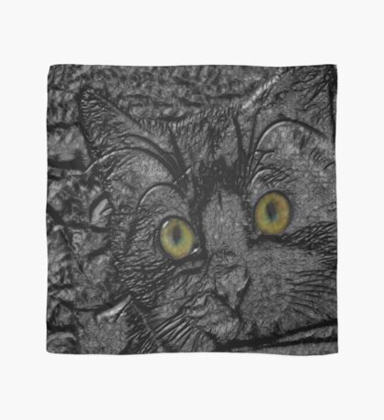 The Metal Cat Scarf