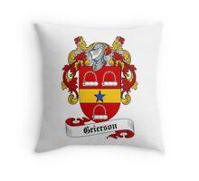 Grierson  Throw Pillow